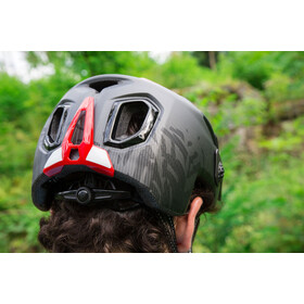 bluegrass Golden Eyes - Casco de bicicleta - negro